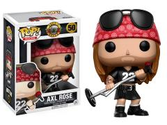 Pop! Rocks: Guns N' Roses - Axl Rose