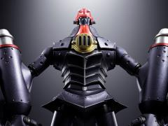 The Big O Soul of Chogokin GX-48K Big O (Kurogane Finish) Exclusive