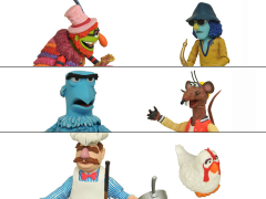 The Muppets Select Wave 4 Set of 3