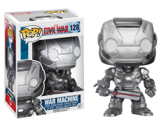 Pop! Marvel: Captain America: Civil War - War Machine