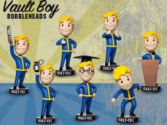 Fallout 4 Vault Boy 111 Bobblehead Series 2 - Set of 7