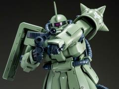 Gundam MG 1/100 MS-06F2 Zaku II F2 (Neuen Bitter Custom) Exclusive Model Kit