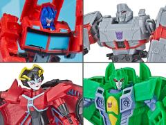 Transformers: Cyberverse Warrior Wave 2 Set of 4 Figures