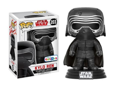 Pop! Star Wars: The Last Jedi - Kylo Ren (Masked) Exclusive