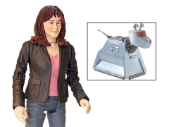 "Doctor Who 5.5"" Series Figure - Sarah Jane & K-9"