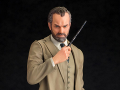 Fantastic Beasts: The Crimes of Grindelwald ArtFX+ Albus Dumbledore Statue