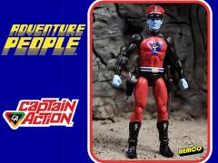 "Adventure People 4"" Figure Wave 01 - Captain Evil"