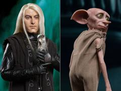 Harry Potter and the Chamber of Secrets 1/6 Scale Lucius Malfoy and Dobby Figure 2-Pack