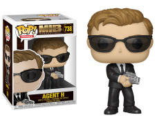 Pop! Movies: Men in Black: International - Agent H