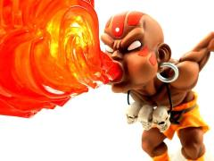 Street Fighter The New Challenger Dhalsim Figure (30th Anniversary)