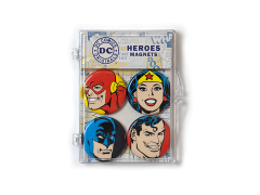 DC Comic Magnet Four Pack - Heroes