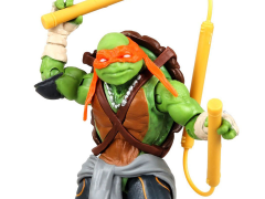 TMNT Movie Series 01 Michelangelo Basic Figure