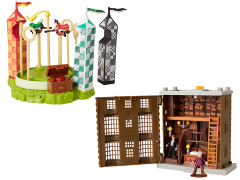 Harry Potter Wave 1 Set of 2 Mini Playsets
