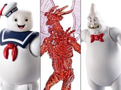Ghostbusters 2016 Ghost Figures Set of 3