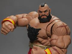 Street Fighter V Zangief 1/12 Scale Figure