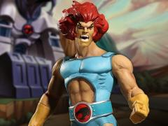 Thundercats Mega Scale Lion-O Deluxe Edition