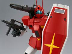 Gundam MG 1/100 GM Cannon (Red Head) Jaburo Defense Force Type Exclusive Model Kit