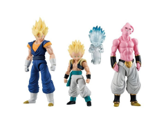 Dragon Ball Shodo Vol. 3 Box of 6 Figures