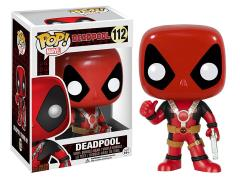 Pop! Marvel - Deadpool (Thumbs Up)
