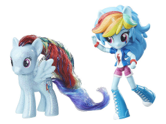 My Little Pony Elements of Friendship - Rainbow Dash SDCC 2016 Exclusive