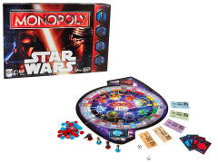 Monopoly: Star Wars: The Force Awakens Edition