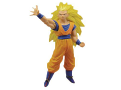 Dragon Ball Super VS Dragon Ball Figure Collection Volume 03 - Super Saiyan 3 Goku
