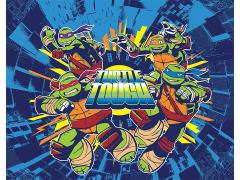 "TMNT ""Turtle Tough"" LED Canvas Art"