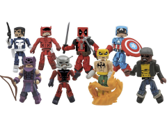 Marvel Minimates Greatest Hits Wave 2 Two Pack Set of 4