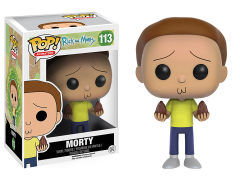 Pop! Animation: Rick & Morty - Morty