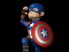 Captain America: Civil War Q-Fig Captain America Figure