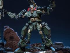 Dark Source Soldier Series Alpha Assault Team (Green) 1/24 Scale Figure