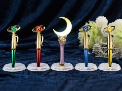 Sailor Moon Stick & Rod Pen Set (Light Up Edition) Exclusive