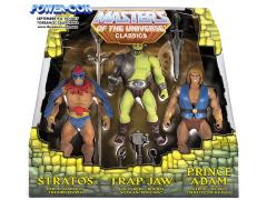 Masters of the Universe Classics Three-Pack #1 Power-Con 2017 Exclusive