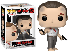 Pop! Movies: Die Hard - John McClane