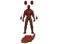 Vitruvian H.A.C.K.S. Fantasy Character Blank Male Knight (Royal Ruby Metallic)