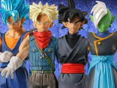 Dragon Ball Super HG Future Trunks Saga Set B Exclusive