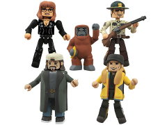 Jay and Silent Bob Strike Back Minimates Series 2 Five Pack