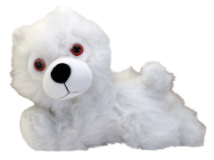 Game of Thrones Ghost Direwolf Cub Plush