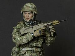 British Royal Marine 1/6 Scale Figure