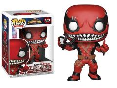 Pop! Games: Marvel: Contest of Champions - Venompool (With Phone) Exclusive