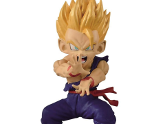 Dragon Ball Z World Collectable Figure Battle of Saiyans Volume 04 Super Saiyan Gohan