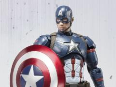 Captain America: Civil War S.H.Figuarts Captain America