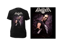 Marvel Punisher Armed T-Shirt