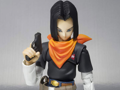 Dragon Ball Z S.H.Figuarts Android 17
