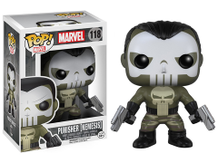 Pop! Marvel: Punisher (Nemesis)