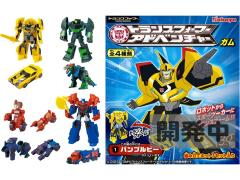 Transformers Adventure Kabaya Gum Plus Random Model Kit