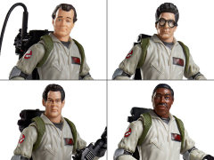 Ghostbusters Classic Figures Set of 4