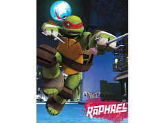 TMNT Raphael Canvas Art