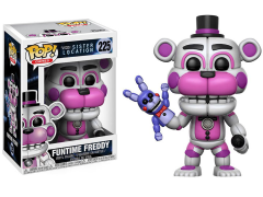 Pop! Games: Five Nights at Freddy's: Sister Location - Funtime Freddy
