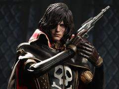 Space Pirate Captain Harlock MMS222 Captain Harlock 1/6th Scale Collectible Figure + $125 BBTS Store Credit Bonus